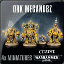 Warhammer 40000. Ork Meganobz