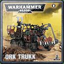 Warhammer 40000. Ork Trukk