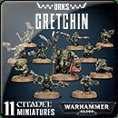 Warhammer 40000. Ork Gretchin
