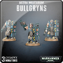 Warhammer 40000. Astra Militarum: Bullgryns