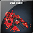 Warhammer 40000: Craftworlds: Wave Serpent