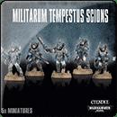 Warhammer 40000. Astra Militarum: Militarum Tempestus Scions