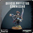 Warhammer 40000. Astra Militarum: Officio Prefectus Commissar