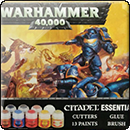 Warhammer 40000 Citadel Essentials Set
