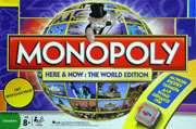 Настольная игра - Монополия всемирная версия (Monopoly World version)