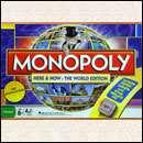 Монополия Всемирная версия