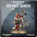 Warhammer 40000. Astra Militarum: Tech-Priest Enginseer