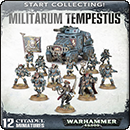 Warhammer 40000. Start Collecting! Militarum Tempestus