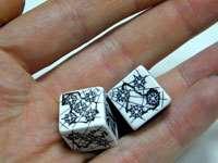 Аксессуары к играм - Набор кубиков Pirate Dice