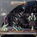 Warhammer Age of Sigmar: Endless Spells: Nighthaunt