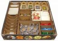 Органайзер для настільної гри Talisman з доповненнями