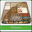 Органайзер для настольной игры Talisman с дополнениями