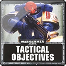 Warhammer 40000. Tactical Objective Cards