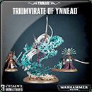 Warhammer 40000: Ynnari: Triumvirate of Ynnead