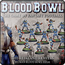 Blood Bowl (2016 edition): The Reikland Reavers – Human Blood Bowl Team
