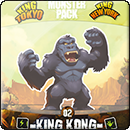 King of Tokyo/New York. Monster Pack: King Kong