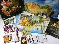 Настольная игра - Isla Dorada (Исла Дорада)