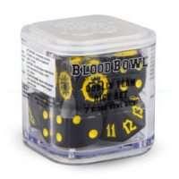 Blood Bowl (2016 edition): Goblin Team Dice Set