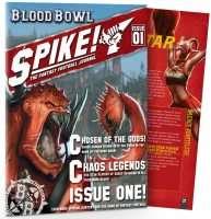 Spike! The Fantasy Football Journal – Issue 1 (EN)