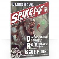 Spike! The Fantasy Football Journal – Issue 4 (EN)