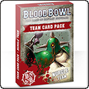Blood Bowl (2016 Edition): Nurgle Team Card Pack