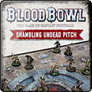 Blood Bowl (2016 edition): Shambling Undead Pitch & Dugout Set