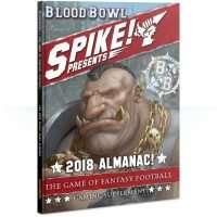 Blood Bowl (2016 edition): Spike! 2018 Blood Bowl Almanac