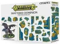 Warhammer Age of Sigmar: Shattered Dominion Large Base Detail Kit