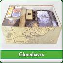 Органайзер для настольной игры Gloomhaven