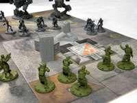 Настольная игра - Dust Tactics: Revised Core Set (Даст Тактикс: Исправленная базовая версия)