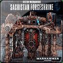 Warhammer 40000. Sector Mechanicus: Sacristan Forgeshrine