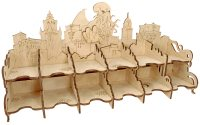 Держатель карт в стиле Ктулху на 12 колод