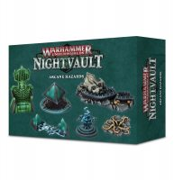 Warhammer Underworlds Nightvault: Arcane Hazards