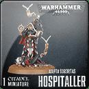 Warhammer 40000. Adepta Sororitas: Hospitaller