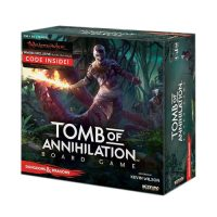 Dungeons and Dragons: Tomb of Annihilation
