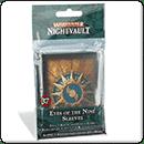 Warhammer Underworlds: Nightvault – Протекторы Для Карт Eyes of the Nine