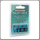 Warhammer Underworlds Nightvault: Eyes of the Nine Dice Pack