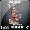 Warhammer 40000. Adepta Sororitas: Canoness