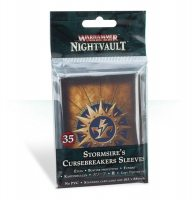 Warhammer Underworlds: Nightvault – Протекторы Для Карт Stormsire's Cursebreakers