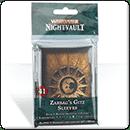 Warhammer Underworlds: Nightvault – Протекторы Для Карт Zarbag's Gitz