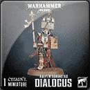 Warhammer 40000. Adepta Sororitas: Dialogus