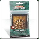 Warhammer Underworlds: Nightvault – Протекторы Для Карт Godsworn Hunt