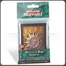 Warhammer Underworlds: Nightvault – Протекторы Для Карт Mollog's Mob