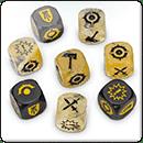 Warhammer Underworlds: Nightvault – Zarbag's Gitz Dice Pack