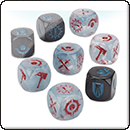 Warhammer Underworlds: Nightvault – Mollog's Mob Dice Pack