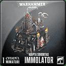 Warhammer 40000. Adepta Sororitas: Immolator