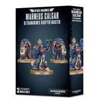 Warhammer 40000: Marneus Calgar, Ultramarines Chapter Master