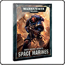 Warhammer 40000. Codex: Space Marines (Hardback)