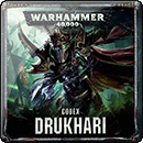 Warhammer 40000. Codex: Drukhari (Hardback)