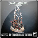 Warhammer 40000. Adepta Sororitas: The Triumph of Saint Katherine